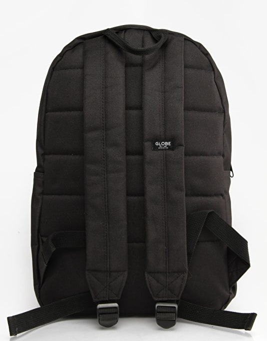 Globe Dux Deluxe Backpack - Black