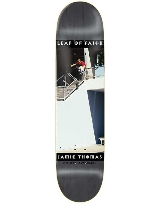 Zero Thomas Leap of Faith Pro Deck - 8.125""