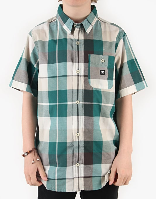 DC Woodwarth Boys Shirt