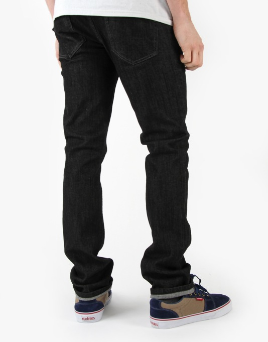 Etnies Slim Fit Denim Jeans