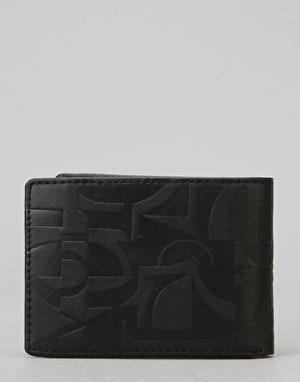 Volcom Art Wallet - Black