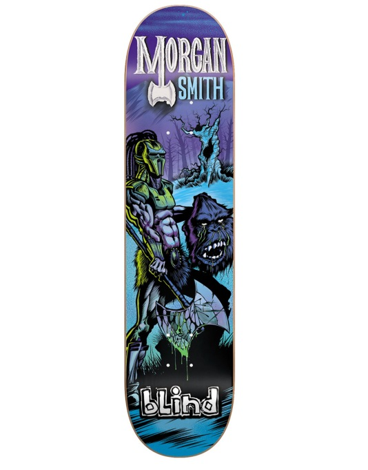 Blind Morgan Warrior Series Pro Deck - 8.25""