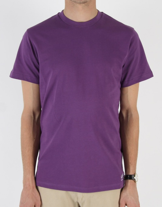 Route One Basic T-Shirt- Purple