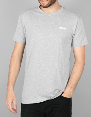 WKND Tunnel Vision T-Shirt - Heather Grey
