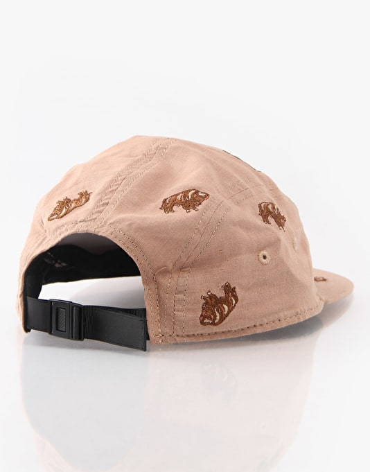 New Era Its Raining Buffaloes 5 Panel Cap