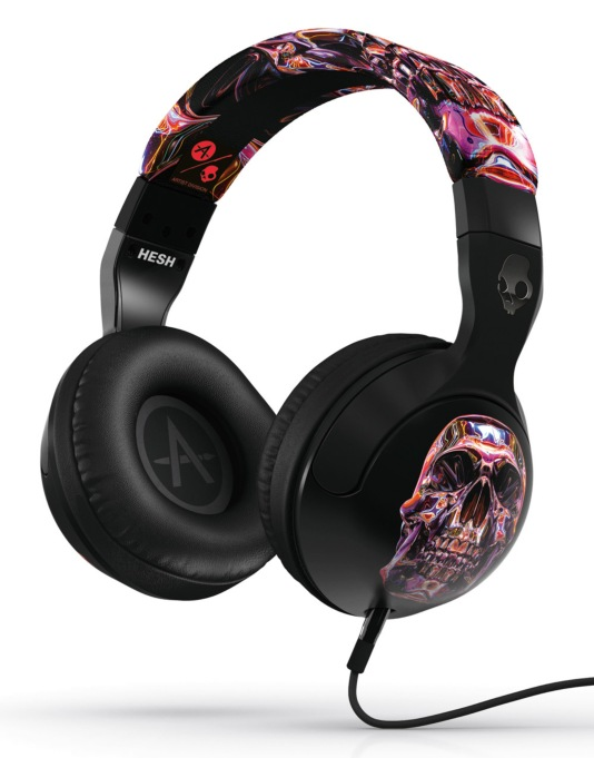 SkullCandy Hesh 2.0 + Mic Headphones
