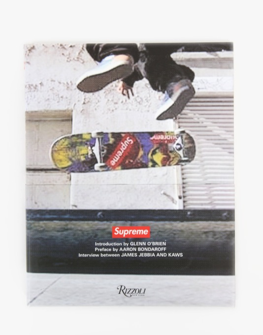 Supreme By Rizzoli Book