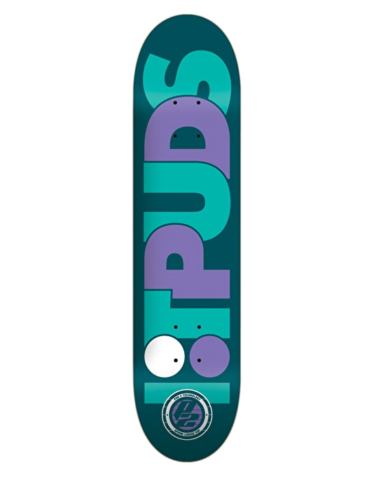 Plan B Pudwill Chroma P2 Skateboard Deck - 7.875""
