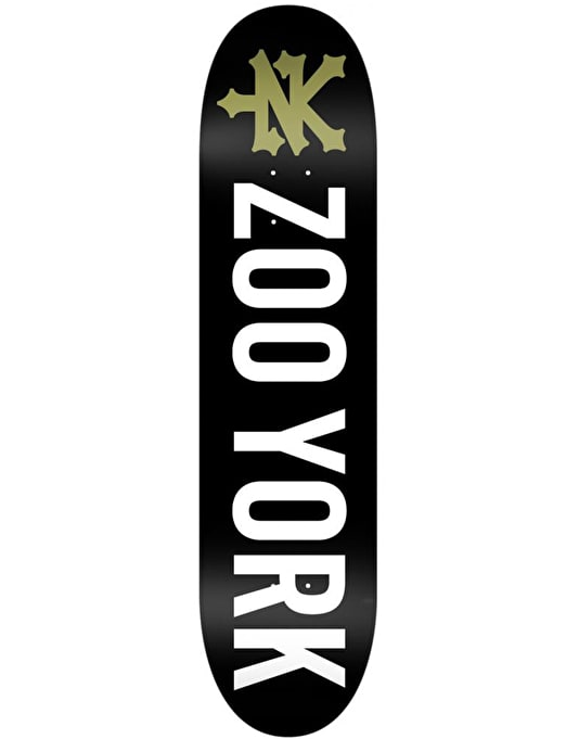 Zoo York Photo Incentive Team Deck - 7.75""