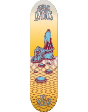Toy Machine Leabres Face Melt Pro Deck - 8.25