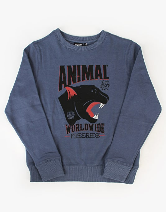 Animal Brookrite Boys Sweatshirt