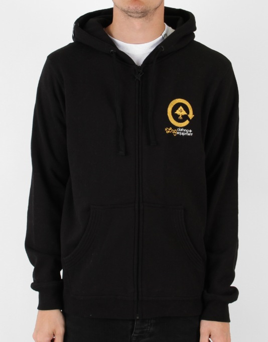 LRG Core Collection Two Zip Hood