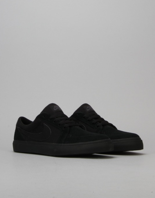 Nike SB Satire II Skate Shoes - Black/Black-Anthracite
