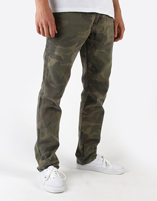 RUE Slim Fit Camo Pants
