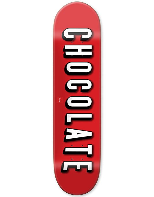 Chocolate Eldridge 'And Chill' Pro Deck - 8""