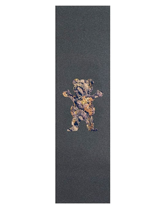 "Grizzly Purple Kush Big Bear 9"" Grip Tape Sheet"