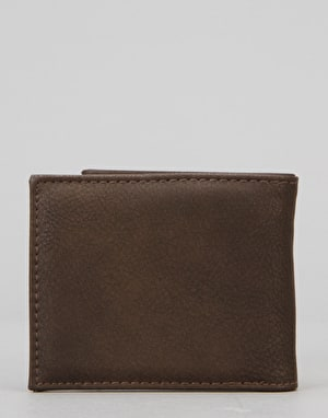 Element Bowo Wallet - Bear Brown