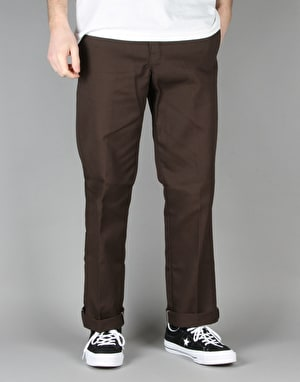 Dickies 874 Work Pants - Dark Brown