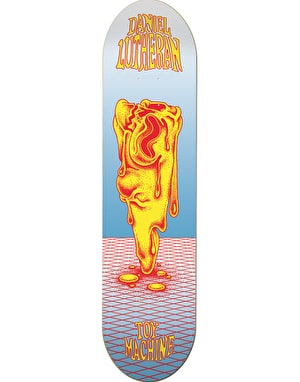 Toy Machine Lutheran Face Melt Pro Deck - 8.125