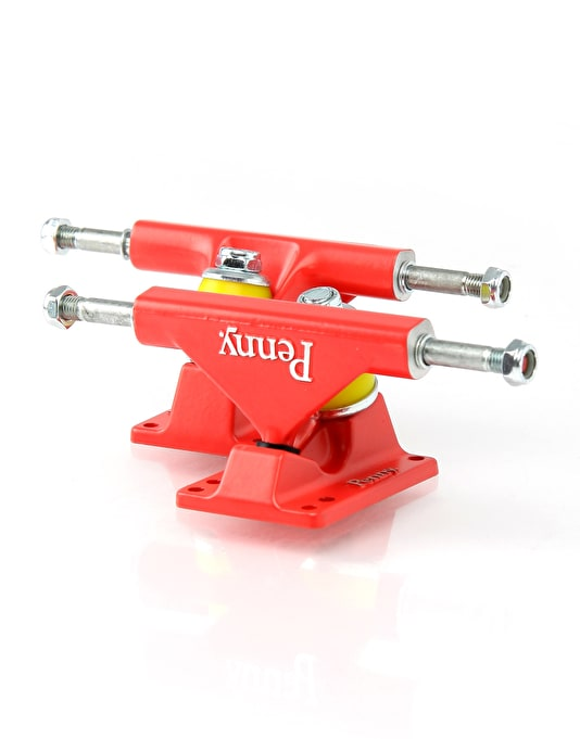 "Penny 3"" Cruiser Trucks - Red"