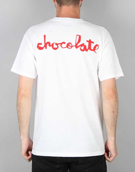 HUF x Chocolate Chunk T-Shirt - White