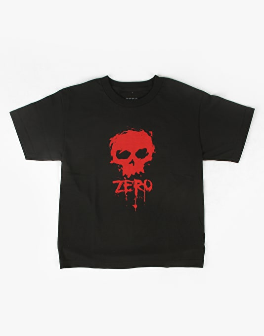 Zero Blood Skull Boys T-Shirt