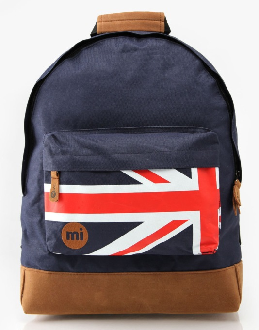 Mi-Pac Flag Backpack - GBR