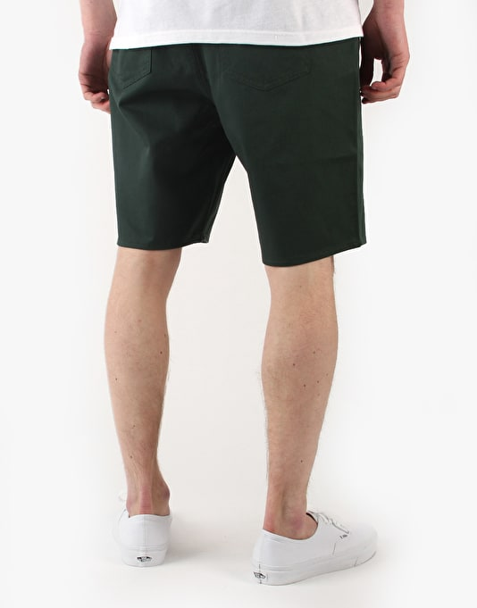 DC Worker Straight Shorts - Sycamore