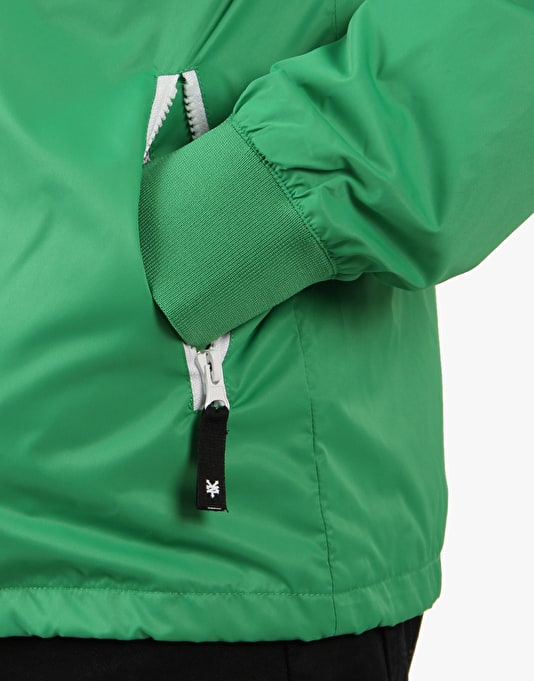 Zoo York Batts Rock Windbreaker Jacket