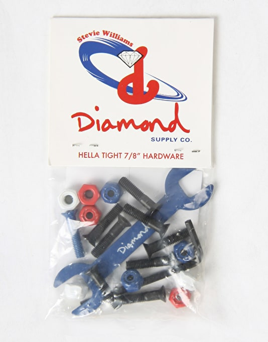 "Diamond Williams Pro 7/8"" Allen Bolts"