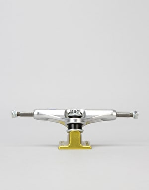 Royal Mini Crown 5.25 Low Team Trucks - Raw/Gold