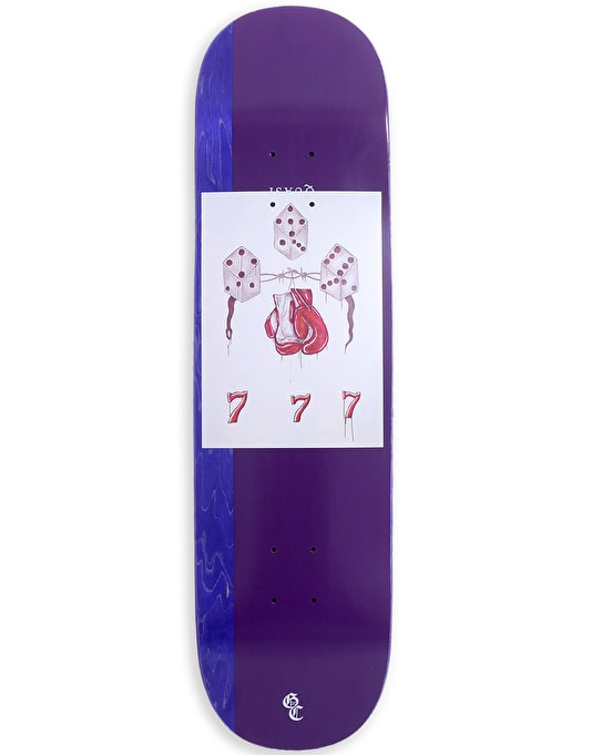 Quasi Crockett Rust [One] Pro Deck - 8.25""