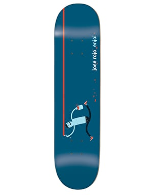 Enjoi x Jim Houser Rojo Pro Deck - 8