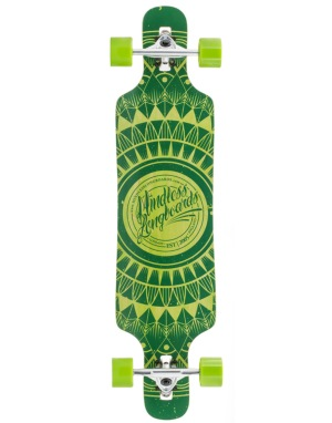 Mindless Sanke II Drop Through Longboard - 39