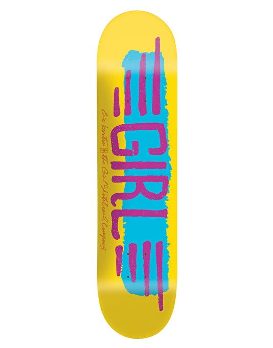 Girl Koston BA Wings Pro Deck - 8""