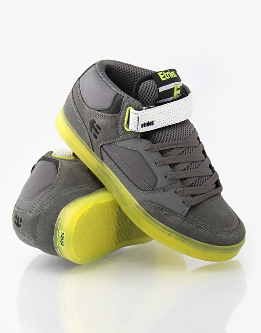 Etnies Number Mid Skate Shoes
