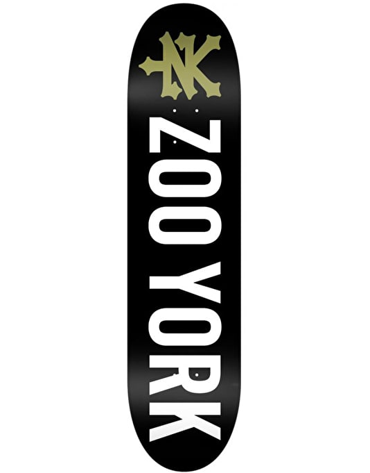 Zoo York Photo Incentive Team Deck - 8""