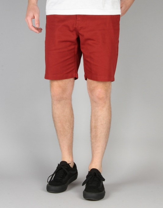 Volcom Frickin Regular Shorts - Port