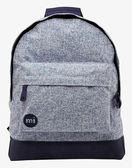 Mi-Pac Crepe Backpack - Blue