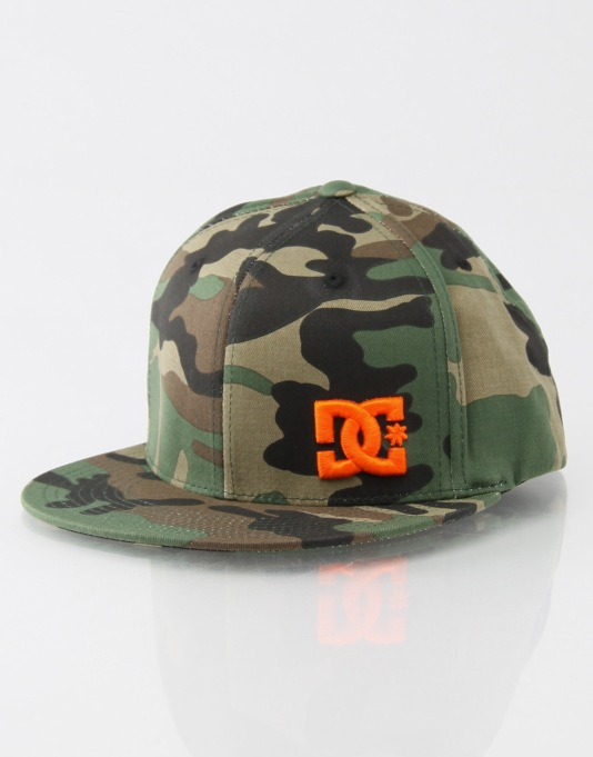 DC Radical Flexfit Cap