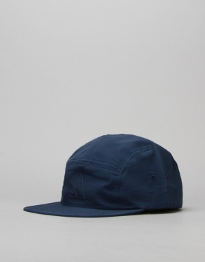 HUF Triple Triangle Volley 5 Panel Cap - Navy