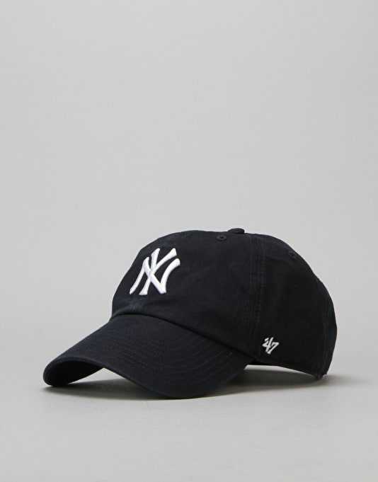 '47 Brand MLB New York Yankees Clean Up Cap - Navy
