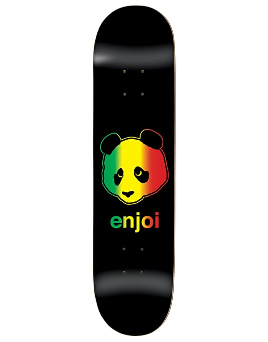 Enjoi Rastafari Panda Team Deck - 8.125""