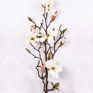Small Flower Magnolia Spray