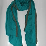 Bold and Beautiful Wool Scarf