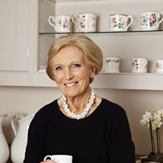 A Morning with Mary Berry