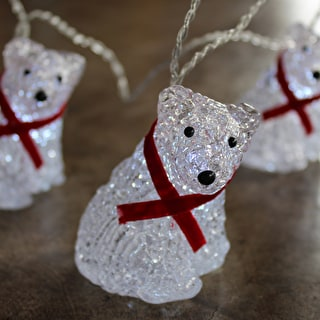 Polar Bear Light String
