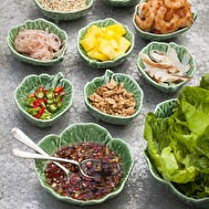Cabbage Leaf Dishes