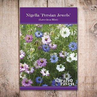 Nigella 'Persian Jewels' Mix
