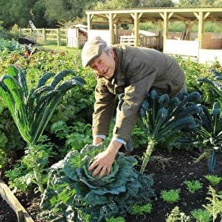 Charles Dowding - No Dig Organic Veg Gardening, plus Composting Workshop